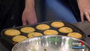Saturday Chef: Making cornbread with PeckinPah